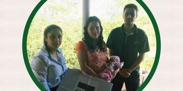 Recém-Nascidos Pluma e Bello do mês de agosto valem muita saúde e amor com o Vale-Saúde!