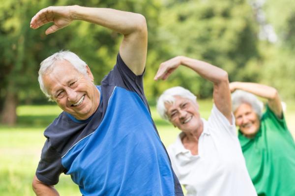 Recomendações do tempo da atividade física por faixa etária
